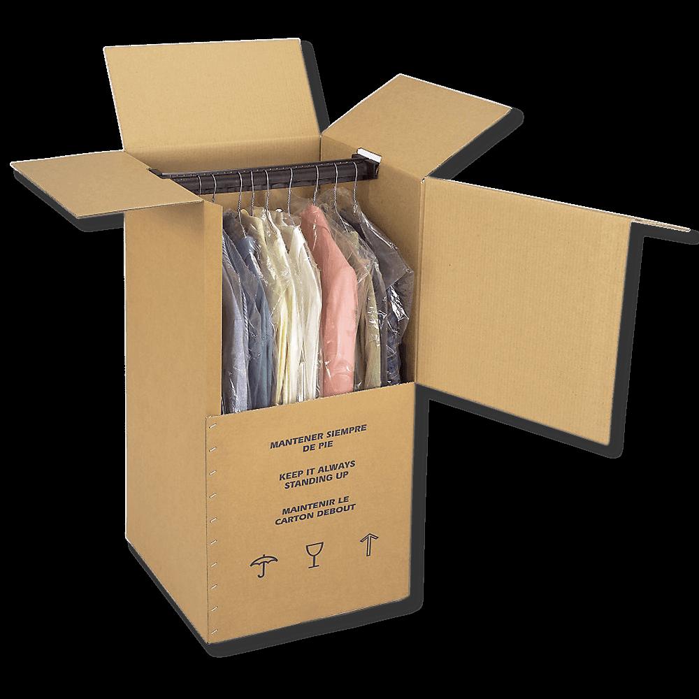 Cajas Carton Mudanza. Affordable Caja Carton Blanca Grande Xx ...